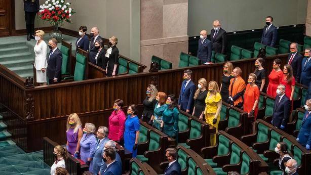 Poland's president Duda sworn in for second term