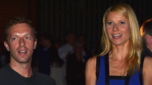 Chris Martin and Gwyneth Paltrow, pictured in January 2014 in California