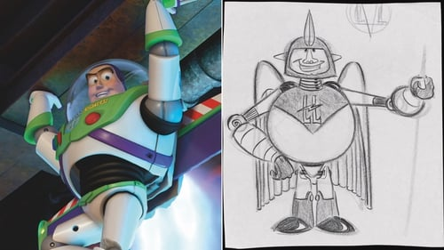 There is only one Buzz Lightyear