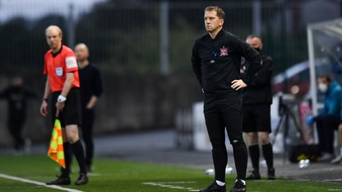 Vinny Perth could be set for a surprise return to Dundalk