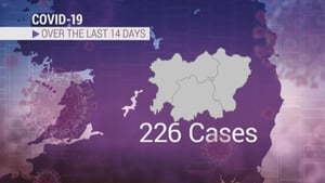 Over half of cases in last 14 days have been in Kildare, Laois and Offaly