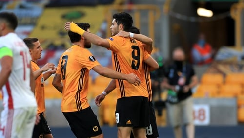 Neves's goal was crucial