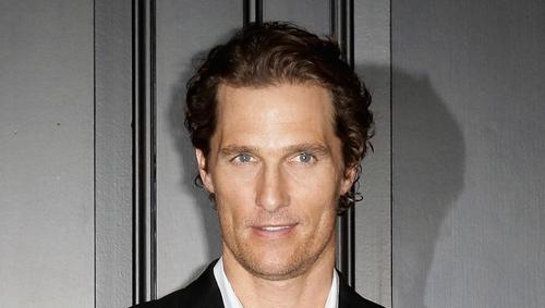Matthew McConaughey though