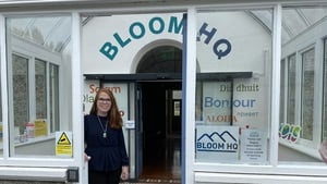 Regina McGinley, facility manager and business development manager at Bloom HQ, Mountrath, Co Laois