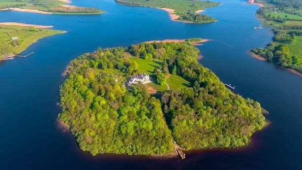 Krishna Island, Inis Rath, Co. Fermanagh