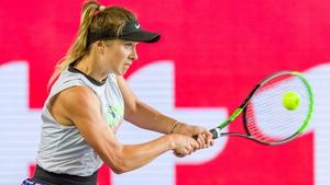 Elina Svitolina was a semi-finalist at last year's US Open