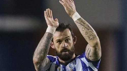 Steven Fletcher last featured for Sheffield Wednesday