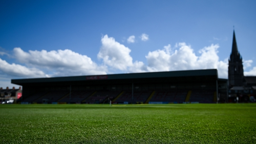 Dalymount Park is steeped in Irish football history