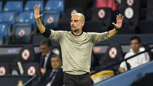 Pep Guardiola will be without five first team players for City's clash with Chelsea