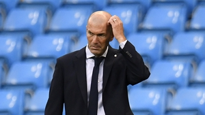 Zinedine Zidane feels let down by the Real Madrid board