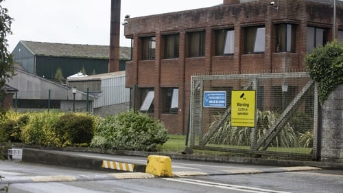 80 workers tested positive at the Kildare Chilling Plant (Pic: Rolling News)