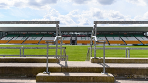 O'Connor Park in Tullamore will lie idle this weekend, like numerous other GAA grounds across the midlands