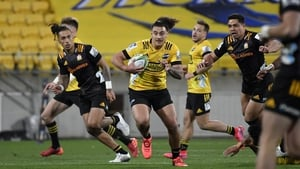 Peter Umaga-Jensen helped himself to a brace of tries