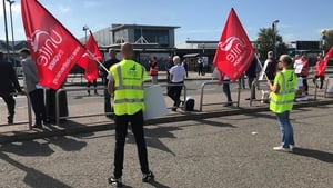 The union Unite has said the coronavirus restrictions have left the aviation industry in an 'unprecedented crisis'