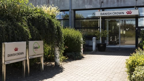 Danish Crown has closed a large slaughterhouse in Ringsted, Denmark