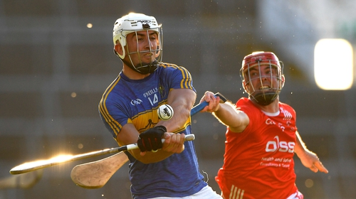 Aaron Gillane scored an important late goal for Patrickswell