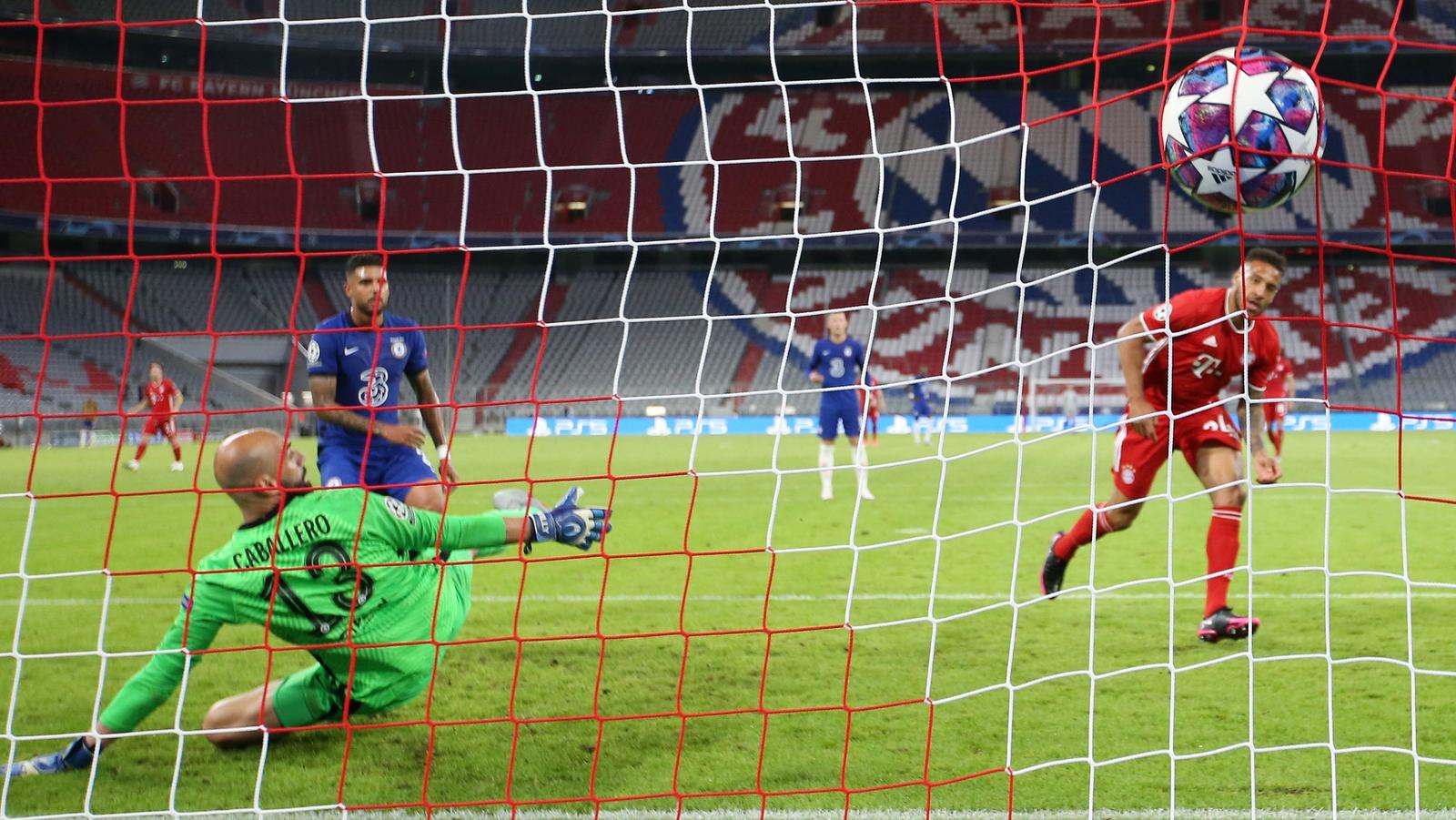 Champions League:Bayern Wins Chelsea to set up Barca quarter-final