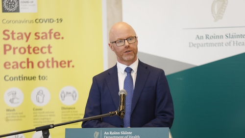 Stephen Donnelly said we were at a tipping point in dealing with the virus (File pic: RollingNews.ie)