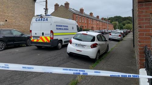 The man's body was found by gardaí