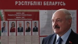Alexander Lukashenko has warned that he would not give up his 'beloved' Belarus
