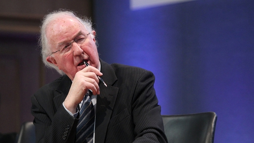Brendan Halligan was TD for Dublin South West from 1976-1977, and an MEP from 1983 to 1984