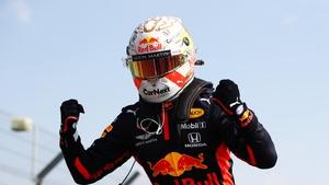 Max Verstappen ended Mercedes' domination