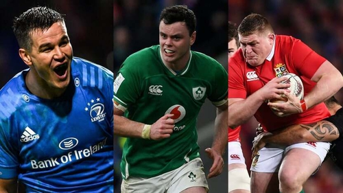 Leinster may have players involved on three fronts over the next 12 months
