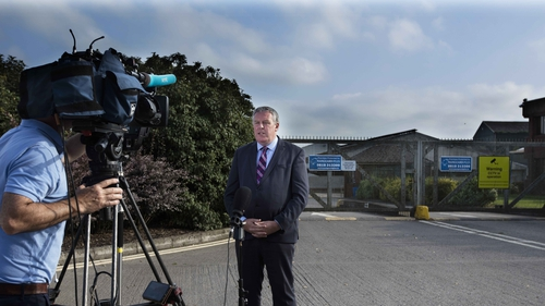 RTÉ's Ciaran Mullooly reporting in recent months