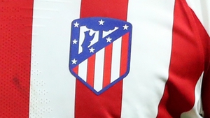 Atletico are due in Portugal on Thursday
