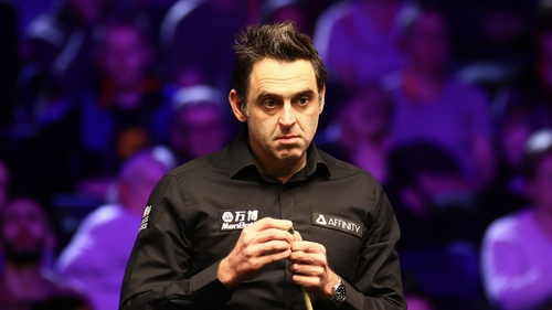 Having first faced the Mark Williams in 1994, Ronnie O'Sullivan was askedif he could ever have imagined playing the Welshman at such a stage all these years later