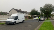 The scene in the Tymon Road North area has been sealed of by gardaí