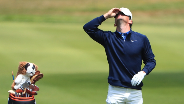 Rory McIlroy last tasted major success at the 2014 US PGA Championship at Valhalla