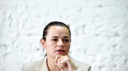 Belarus leader of the opposition Svetlana Tikhanovskaya's ties to Roscrea, County Tipperary