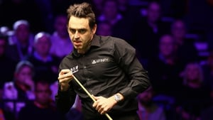 Ronnie O'Sullivan still on course to win a sixth title