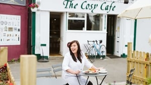 The Cosy Cafe has been granted an outdoor seating area.