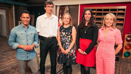 How to Beat Pain: Dr Javid Abdelmoneim, Prof David Walsh, Dr Joanne Stocks, Dr Jessica Briscoe and Kate Quilton