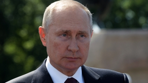 Vladimir Putin said his daughter has received the vaccine