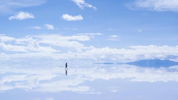 Salar de Uyuni, Bolivia (iStock/PA)