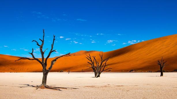 Deadvlei, Namibia (iStock/PA)