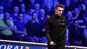 Mark Selby is in ominous form