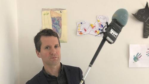 The Live Mic: Brian and the home recording set up