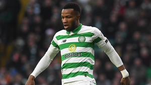 Celtic's Boli Bolingoli has come in for considerable criticism for his trip to Spain