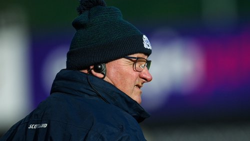 """Philip Doyle: """"Ihave greatly enjoyed working with the team and feel we're making good progress on and off the pitch as a group."""""""