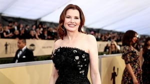 "Geena Davis: ''I fell off the cliff. I really did""."