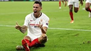 Lucas Ocampos scored the decisive goal late in the game