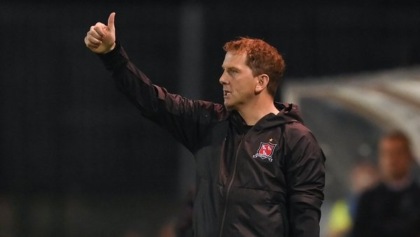 Perth took over in 2019 when Stephen Kenny took over as Republic of Ireland manager in 2019