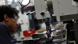 More than 18,000 people are currently undertaking an apprenticeship across a wide range of occupations