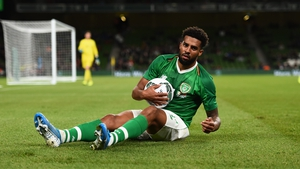 Cyrus Christie has won 24 caps since making his Irish debut in 2014