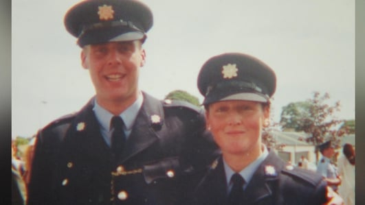 The impact of the investigation on the friends and family of Detective Garda Adrian Donohoe