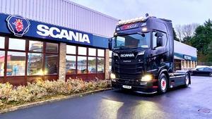 Westward Scania, Strokestown, Co. Roscommon
